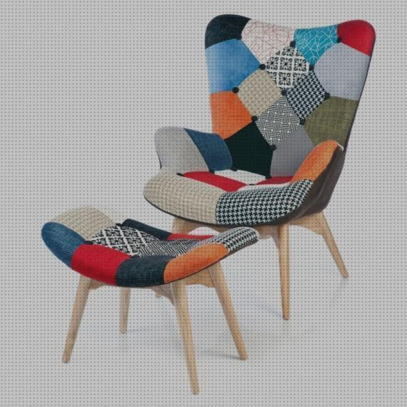 Review de sillones patchwork